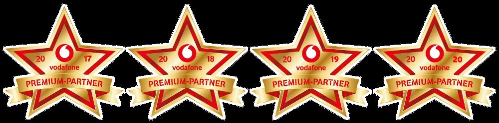 Premium-Partner-Auszeichnung für Festnetz-Angebote